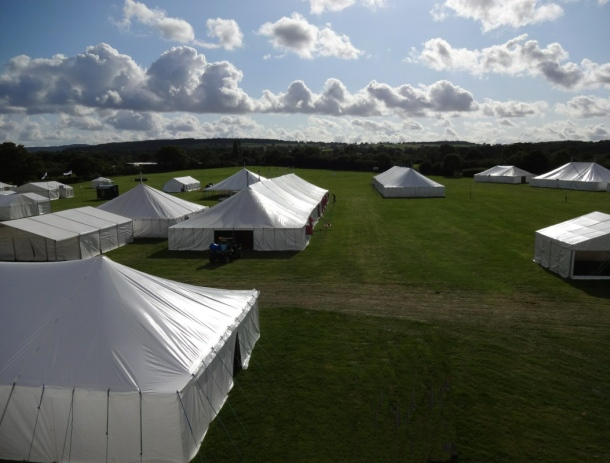 Traditional Marquee Supplier