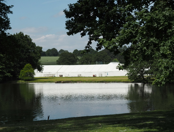 Bespoke Marquee Manufacture